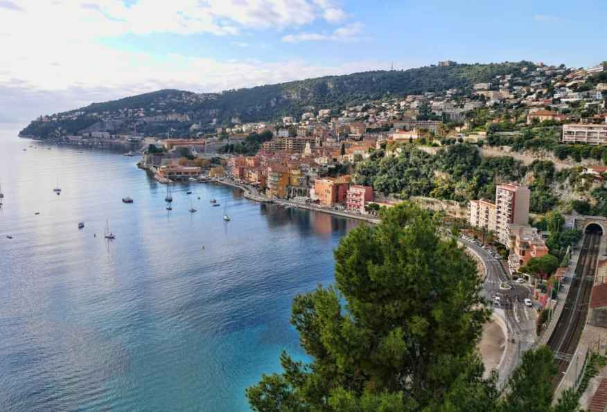 Villefranche South of France