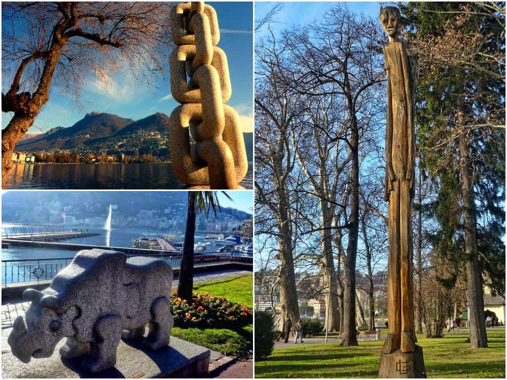 Lugano artworks