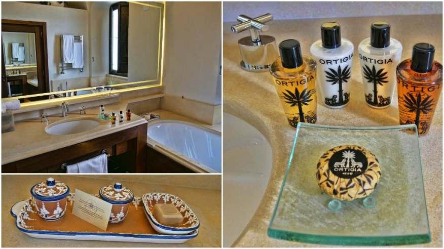 Monastero Amalfi bathroom