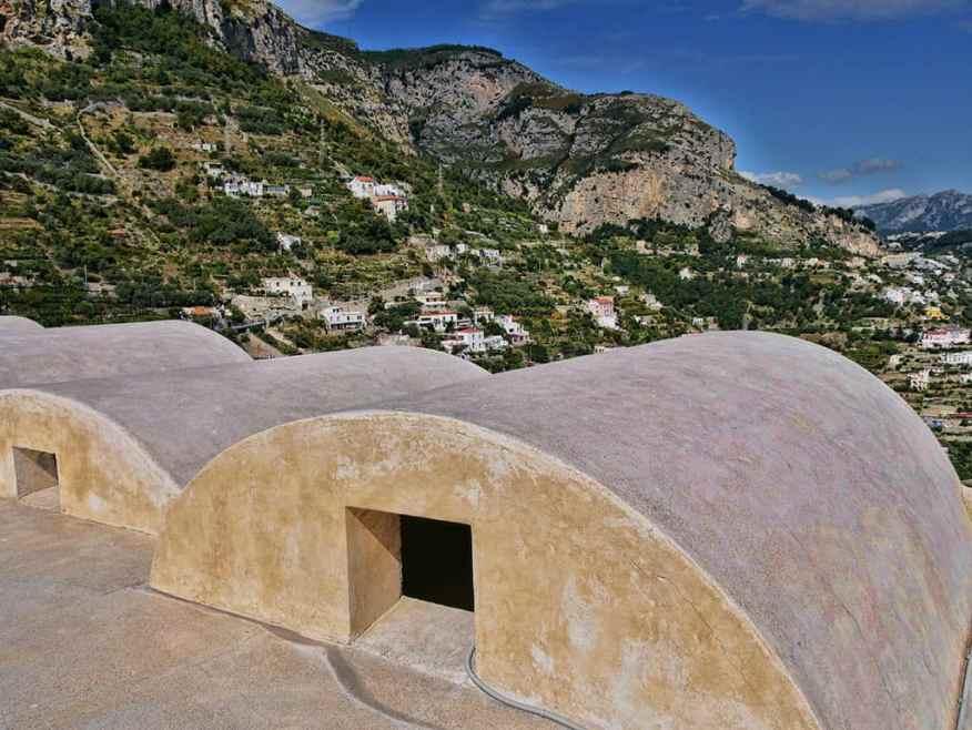Monastero Amalfi roof