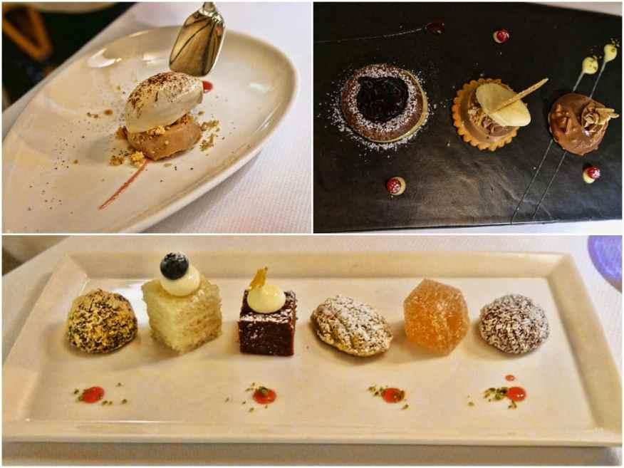 Monastero Santa Rosa Amalfi desserts