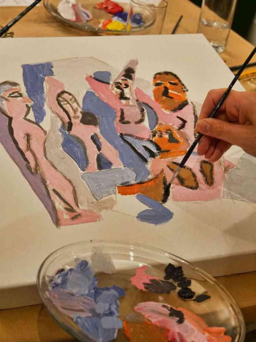 Artchievable! art class