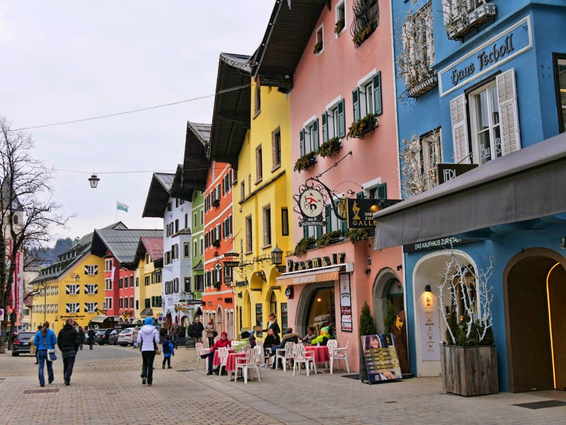 Kitzbühel, The World's Best Ski Resort – More than a Pretty Face