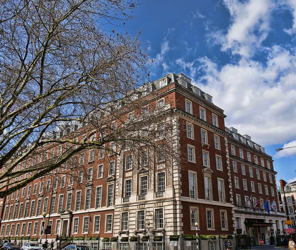 Marriott Grosvenor Square review