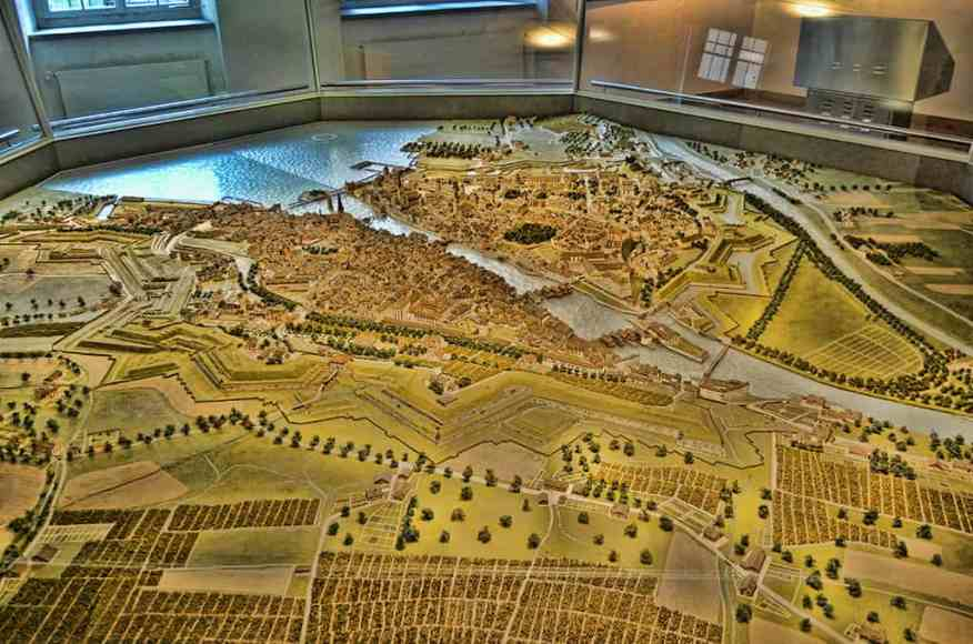 zurich-panorama-model