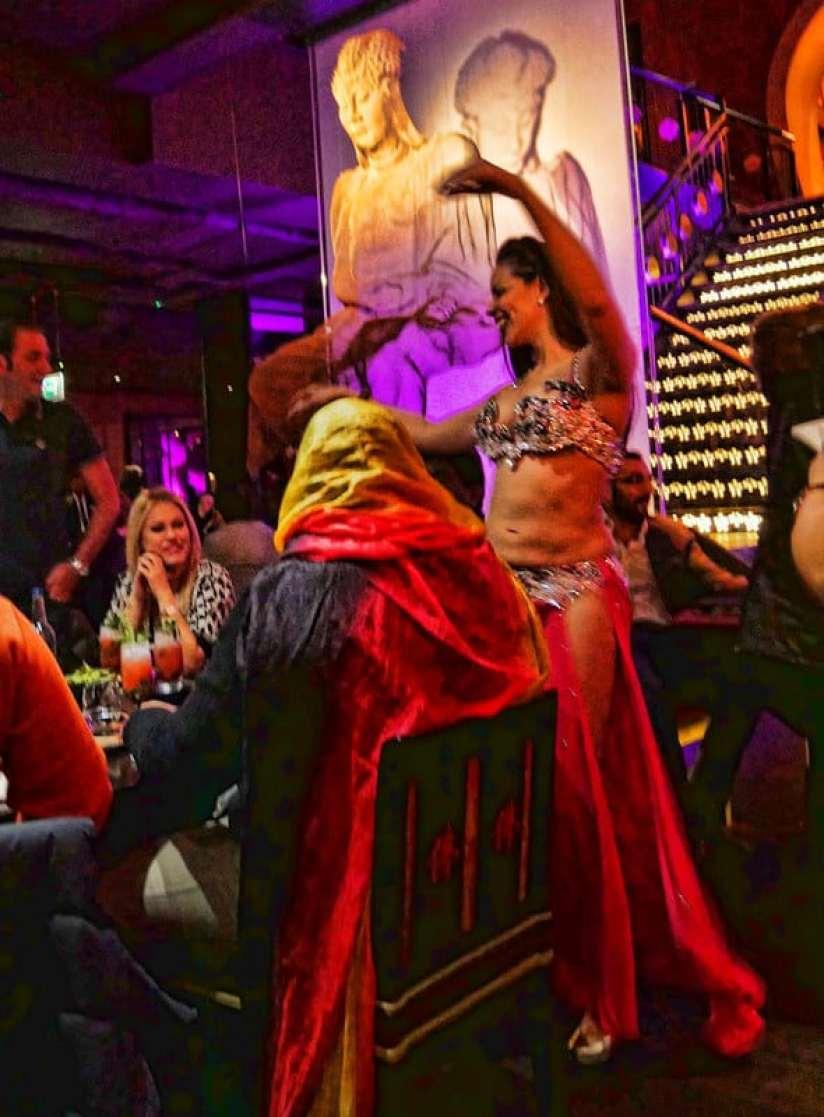 Buddha-Bar 1001 Nights evening