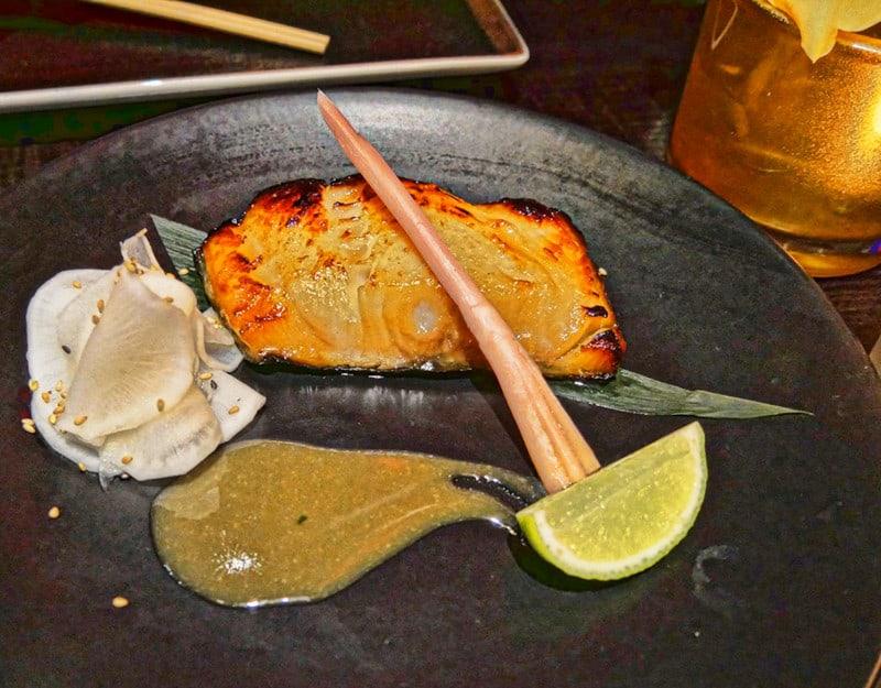 Buddha-Bar fish