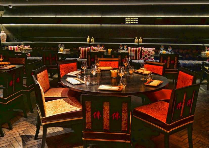 Buddha-Bar London Knightsbridge