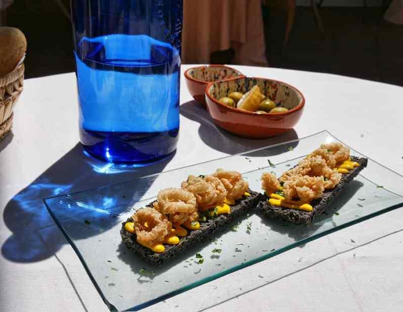 best restaurants in Carmona