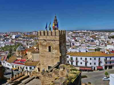 As the Morning Star shines in the dawn – Carmona, Andalucia