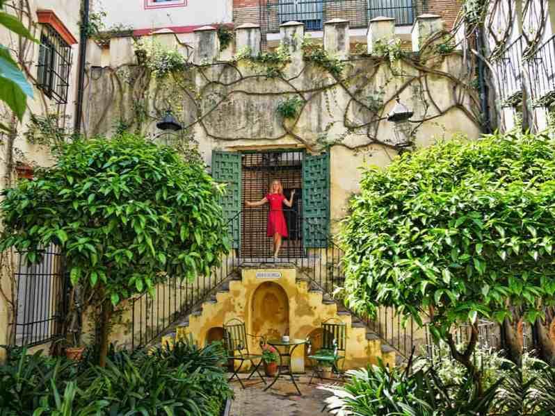 Where to stay in Seville - Casas de la Judeira