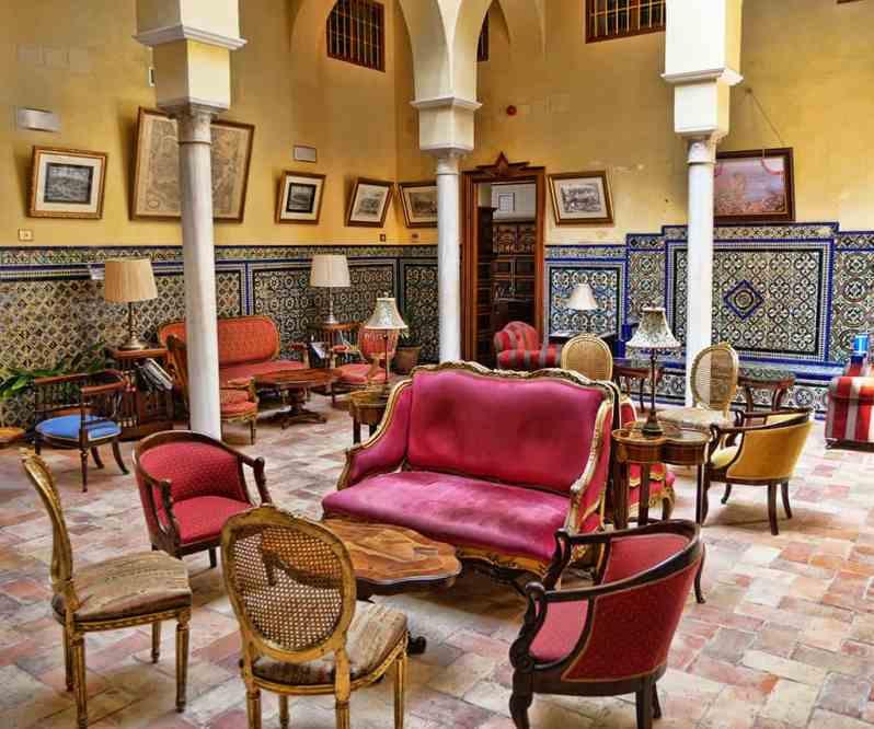 Seville hotels - Casas de la Judeira