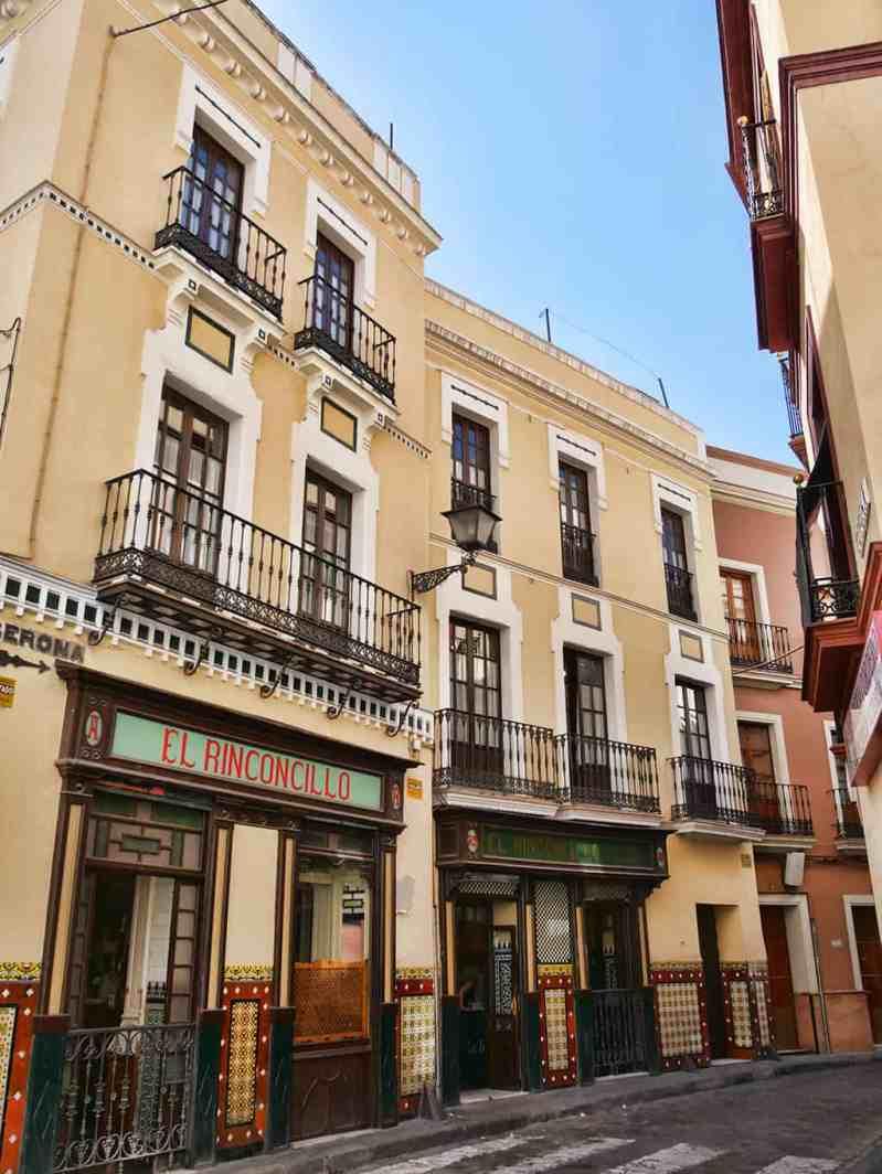 best restaurants in Seville - El Rinconcillo