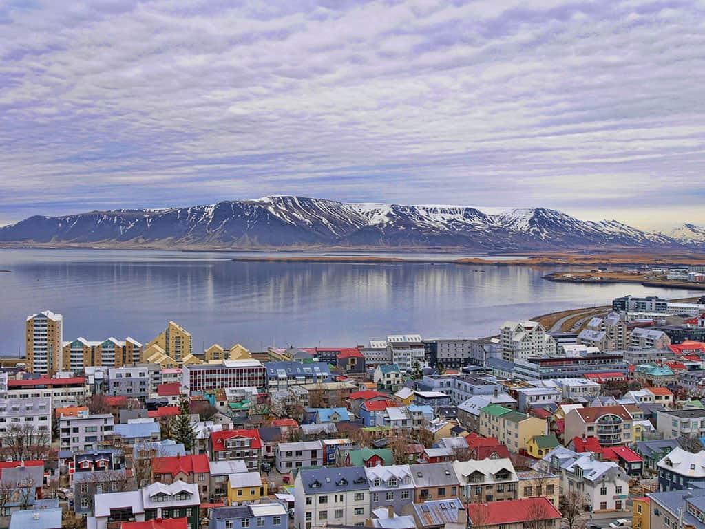 reykjavik-church-view