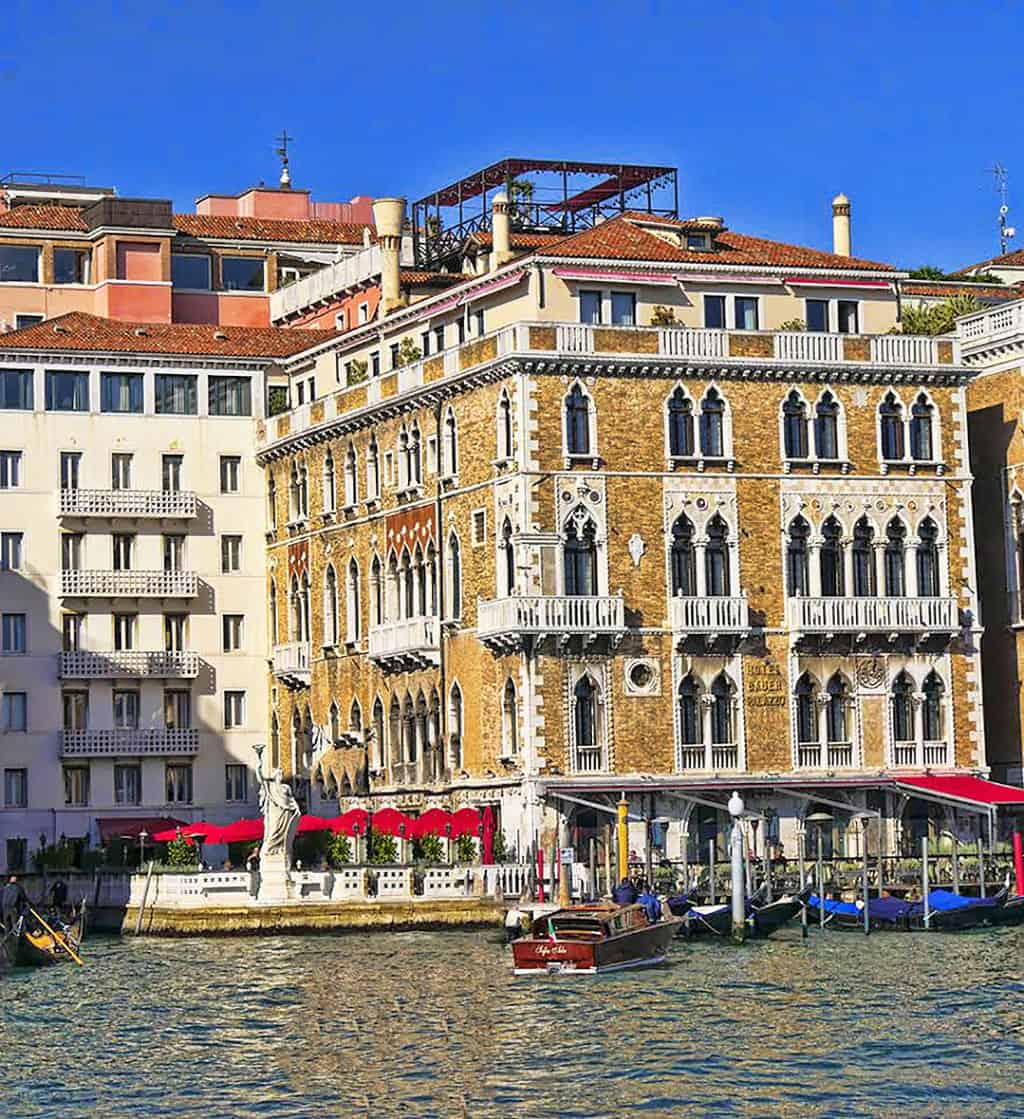 Dine In Style on the Grand Canal at De Pisis Venice