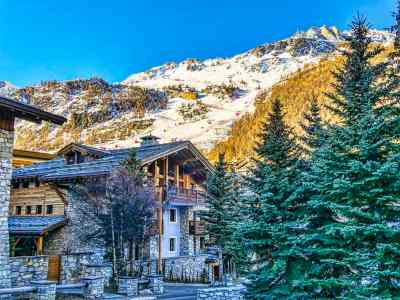 Skiing In Style at a Luxury Val d'Isere Chalet