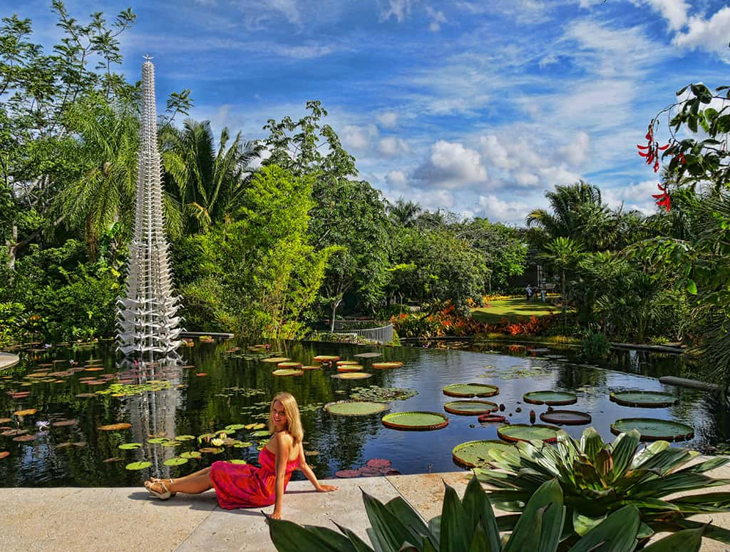 Fantastic cultural attractions and art in naples florida - Botanical gardens naples florida ...
