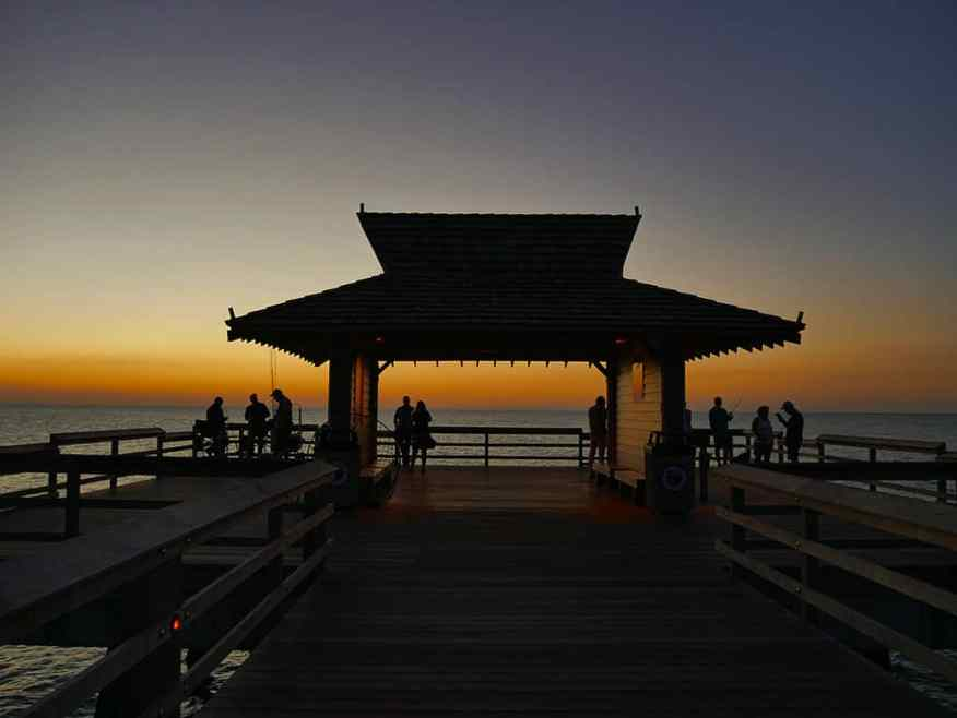 naples_pier_sunset