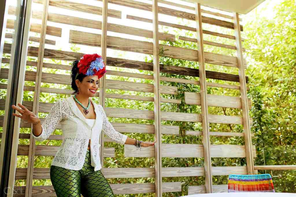 An Unforgettable Frida's Wardrobe Experience at Andaz Mayakoba