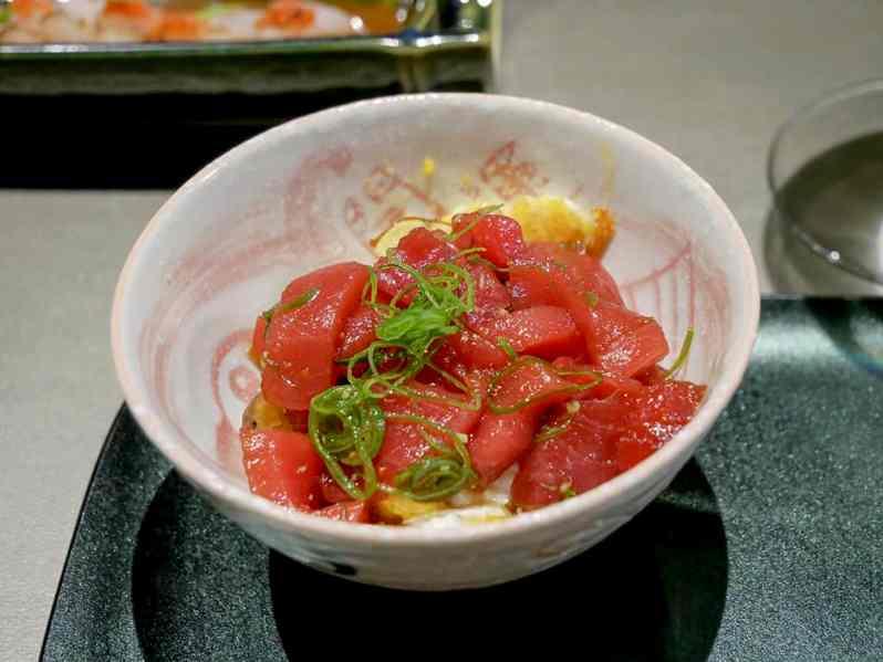 Kabuki tuna