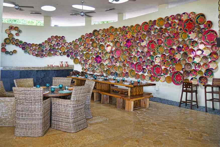 Rosewood Mayakoba beach restaurant