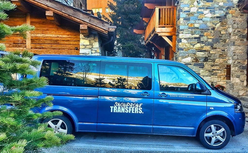 Val d'Isere luxury ski transfer
