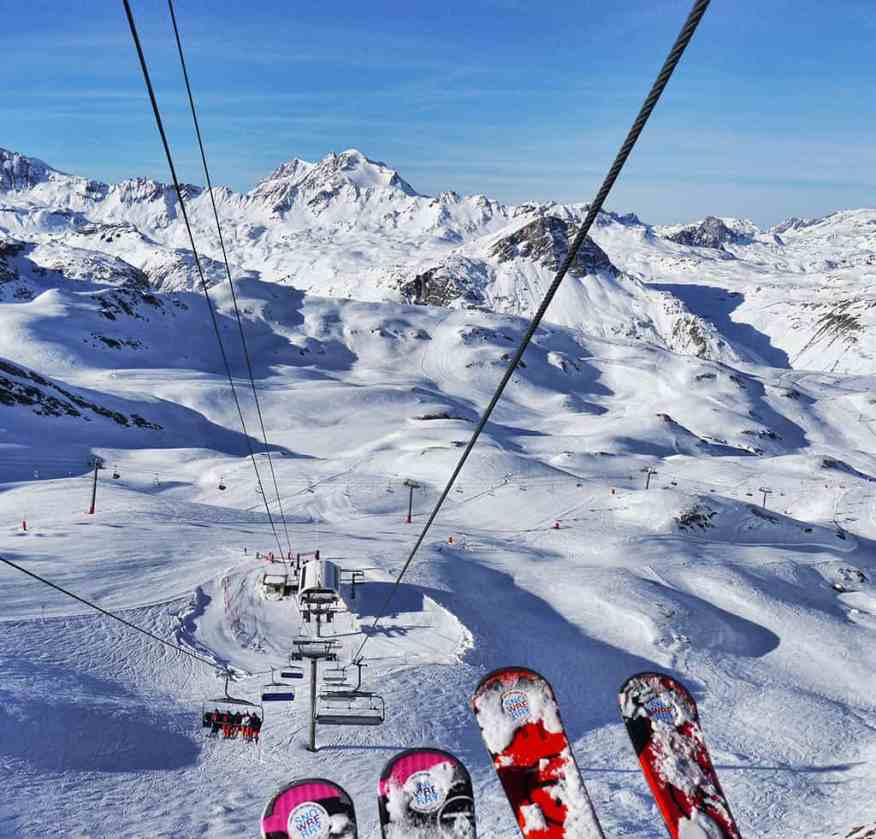 Val d'Isere ski area