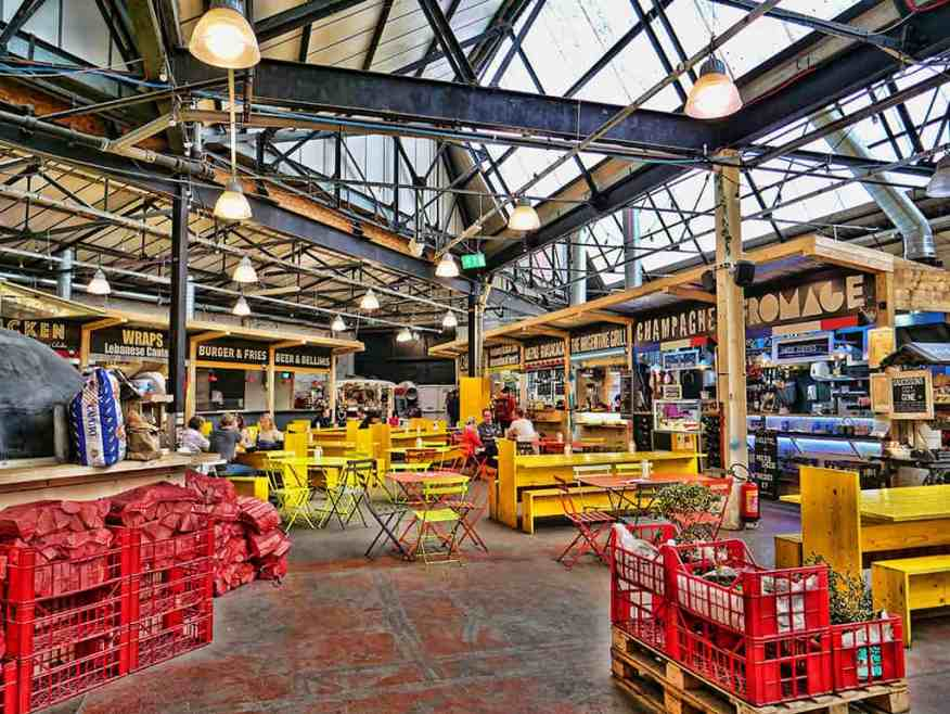 Mercato Metropolitano London