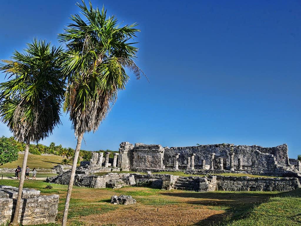 Tulum ruins visit