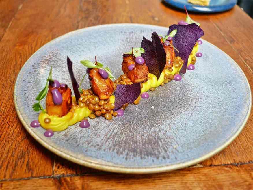 LIMA Michelin-Starred Peruvian cuisine