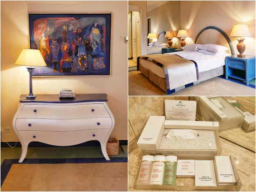 Villa Castagnola Lugano suite