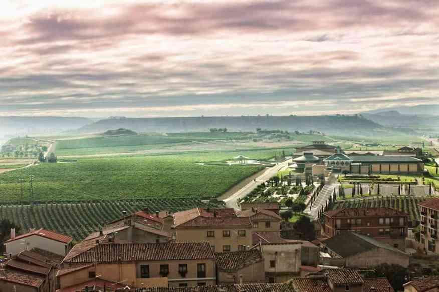 Vivanco wine museum in Rioja, Spain