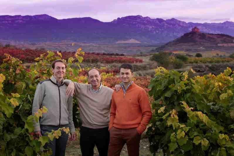 Vivanco family, Spain