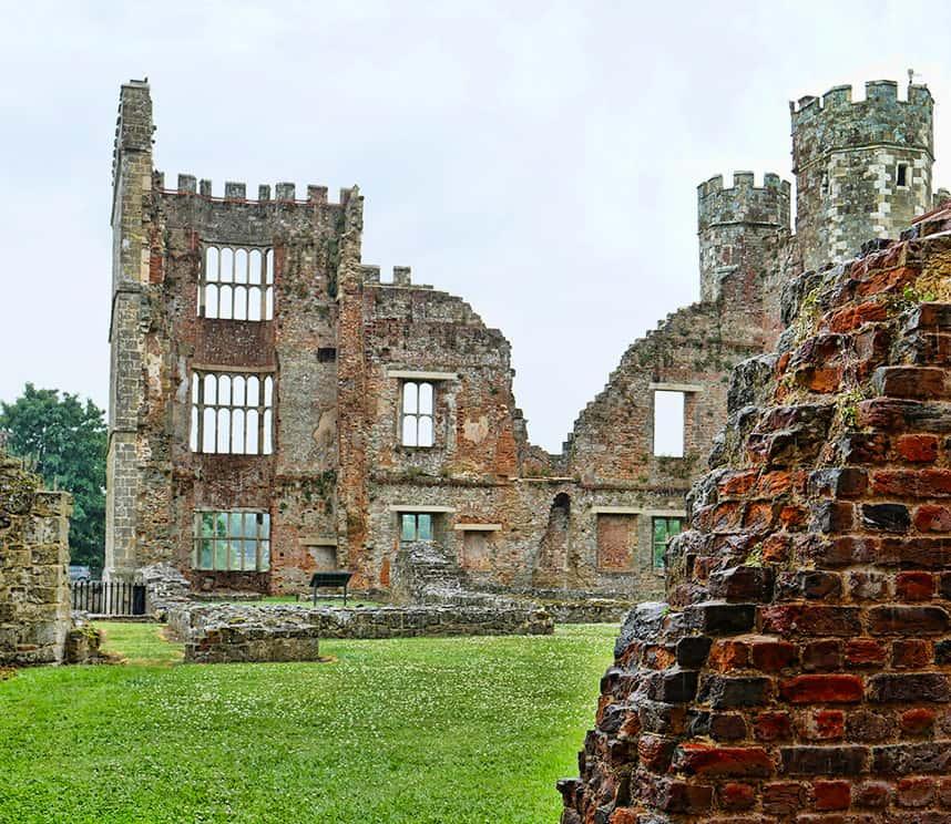 Cowdray Castle