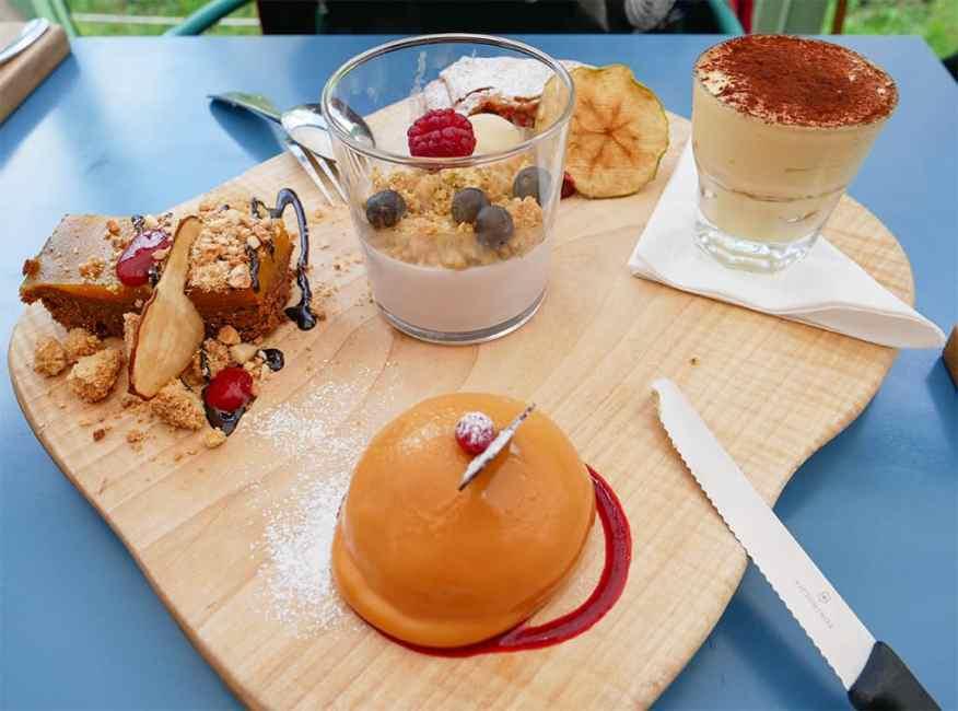 Un Posto a Milano dessert