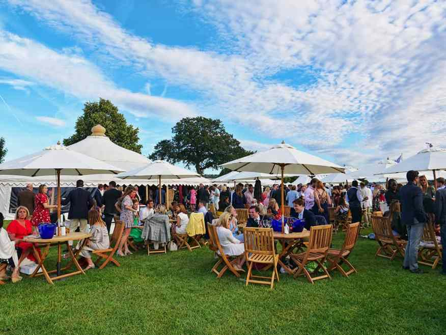 Chinawhite VIP enclosure at Henley Royal Regatta