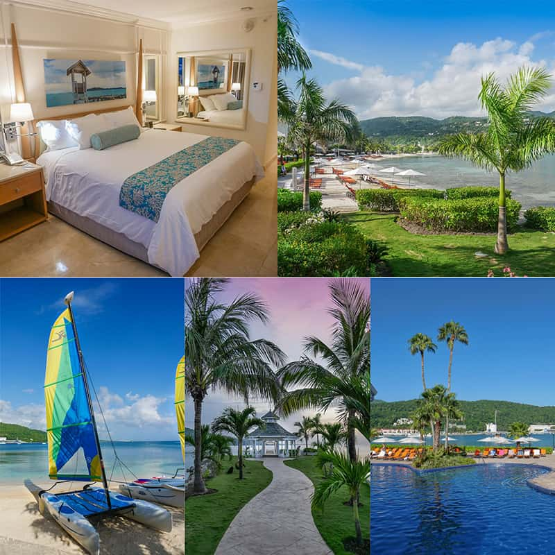 Moon Palace all inclusive 5 star resort in Ocho Rios Jamaica
