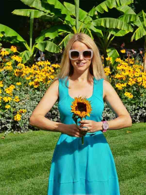 Celine sunglasses from Fashion Eyewear, London