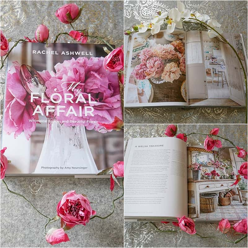 My Floral Affair - Win 1 of 5 Books Giveaway