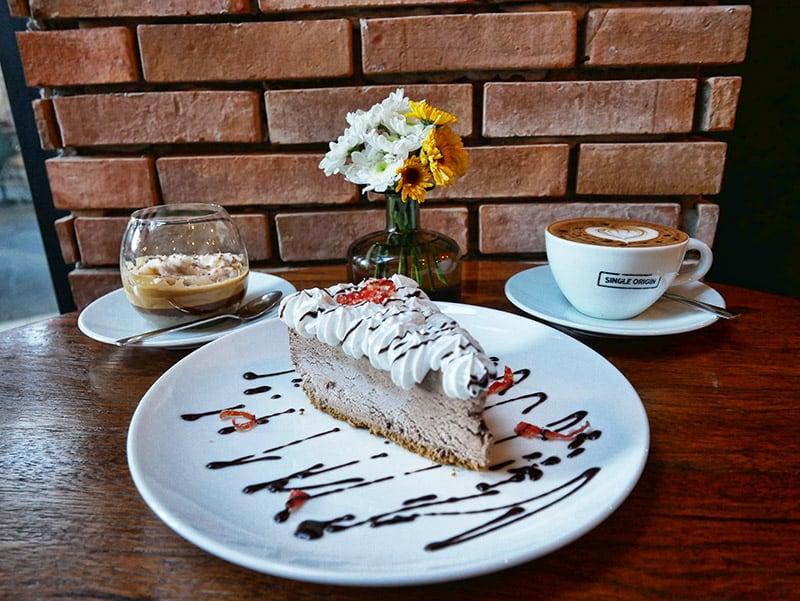 Single Origin coffee shop in Manila, Philippines