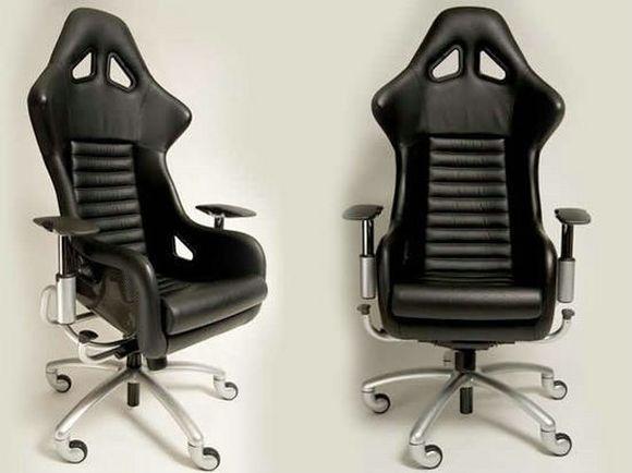 Ferrari F360 Challenge Carbon Fiber Chair