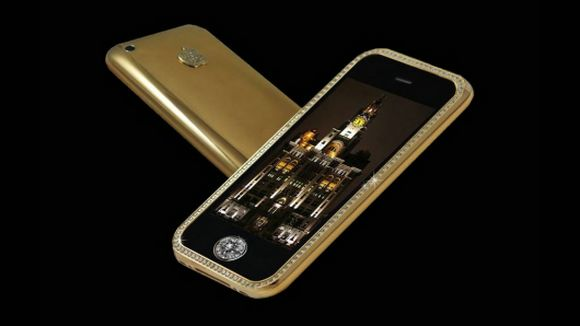 iPhone 3GS Supreme by Stuart Hughes