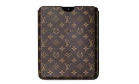 Louis Vuitton iPad case 1
