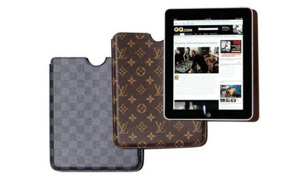 Louis Vuitton iPad case