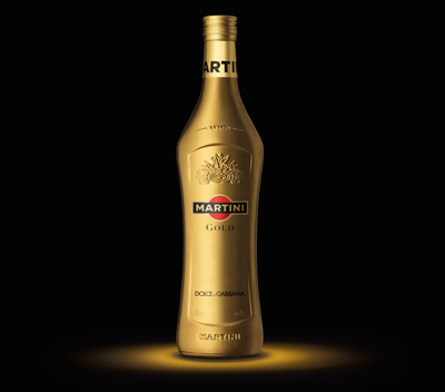 Martini Gold by Dolce & Gabbana1