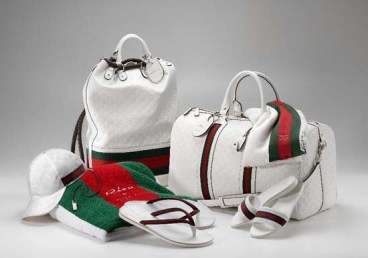 Exclusive Riva by Gucci accessories for him