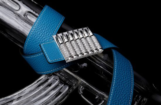 Diamond Encrusted Luxury Belt