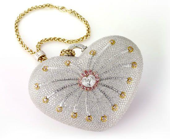 Mouawad 1001 Nights Diamond Purse1