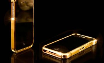 24CTgold iphone 4 bump
