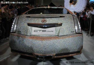 Swarovski-Studded-Cadillac-CTS-Coupe-2